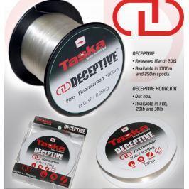 Taska Deceptive - Fluocarbon 20 m 31mm, 14lb Návazcové vlasce, flurocarbony