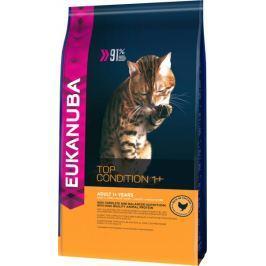 Eukanuba Cat Adult Chicken 2 Kg Granule pro kočky