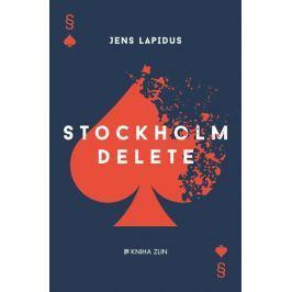 Lapidus Jens: Stockholm DELETE Dobrodružné, thrillery