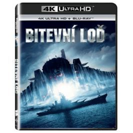 Bitevní loď  (2 disky) - Blu-ray + 4K ULTRA HD Akční