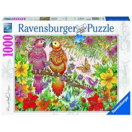 Ravensburger Tropický pocit 1000 dílků Puzzle