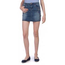 Brave Soul dámská sukně Eryn XS modrá