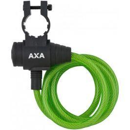 AXA Zipp 120/8 Key Green