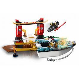 LEGO Juniors 10755 Pronásledování v Zaneově nindža člunu Od 1,5 do 4 let