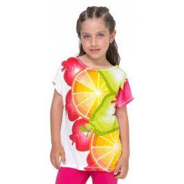 Desigual dívčí tričko Edmonton 128 vícebarevná