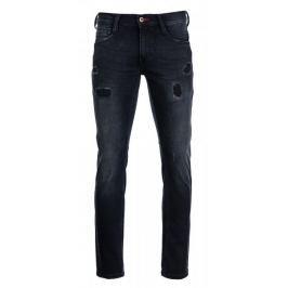 Mustang pánské jeansy Oregon 33/32 tmavě modrá Doplňky do domácnosti