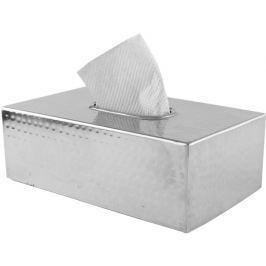 Fackelmann Box na papírové kapesníky, nerez Doplňky