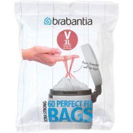 Brabantia Pytle 3l (V) 60 ks Odpadkové koše