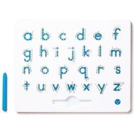 Montessori pomůcky Magnetická tabulka - Malé tiskací písmo Montessori