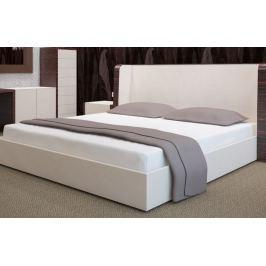 My Best Home Froté napínací prostěradlo na matraci 180x200 cm bílá Prostěradla