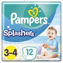 Pampers Splashers Plenkové kalhotky do vody S3 12ks Pampers