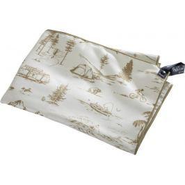 PackTowl Personal Body Khaki vzor Ručníky