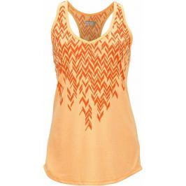 Marmot Wm's Layer Up Tank Orangesicle XS Běžecká, fitness trička