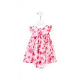 Losan dívčí šaty 68 růžová Produkty