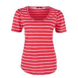 s.Oliver dámské tričko 34 červená Produkty