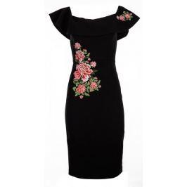 Desigual dámské šaty Marina 34 černá Doplňky do domácnosti