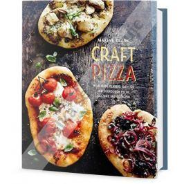 Clark Maxine: Vychytaná pizza - Domácí klasická, sicilská a kvásková pizza, calzone a focaccia