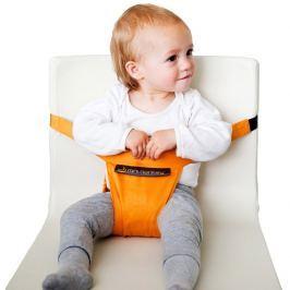 Minimonkey Mini sedátko oranžová Jídelní židličky