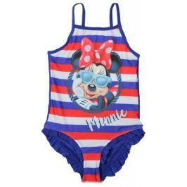 E plus M dívčí plavky Minnie 104/110 modrá Produkty