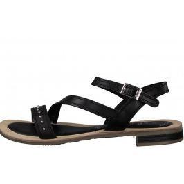 s.Oliver dámské sandály 36 černá Doplňky do domácnosti