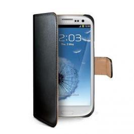 Celly Pouzdro Wally, Samsung Galaxy S III, černé Pouzdra, kryty