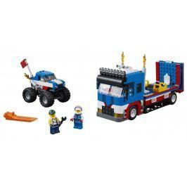 LEGO Creator 31085 Mobilní kaskadérské představení