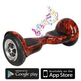 Kolonožka Offroad s mobilní aplikací a BT reproduktorem, Fire SMART sport