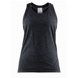 Craft Nátělník Core 2.0 tmavě šedá S Běžecká, fitness trička