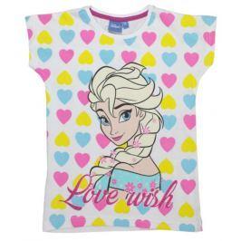 E plus M dívčí tričko Frozen 104 vícebarevná Produkty