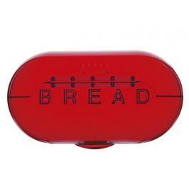 Viceversa Futuristický chlebník červený Chlebníky