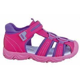 Protetika Dívčí sandály Art 34 růžové Obuv
