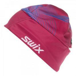 Swix Race Warm Růžová 56 Čepice