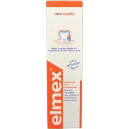 Elmex Anti Caries zubní pasta 75 ml Zubní pasty, ústní vody
