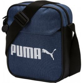 Puma Campus Portable Woven Blue Indigo Denim Brašny přes rameno, kabelky