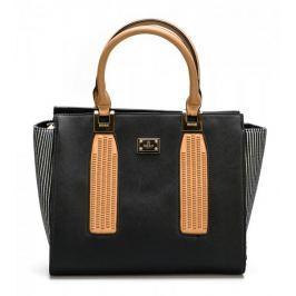 Bessie London černá kabelka Tašky, kabelky