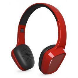 Energy Sistem Headphones 1 Bluetooth červená - rozbaleno Sluchátka s mikrofonem