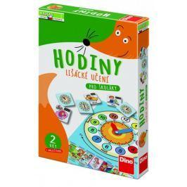 Dino Lišácké učení - Hodiny Didaktické hračky