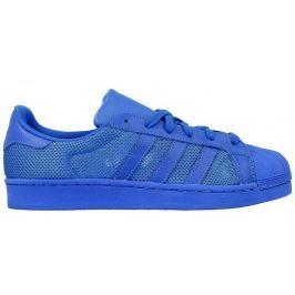 Adidas Originals Superstar Men, modrá, vel. 42 - rozbaleno Obuv
