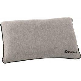 Outwell Memory Pillow Grey Doplňky ke spacákům