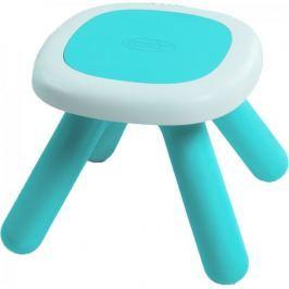 Smoby Stolička modrá Dětský nábytek
