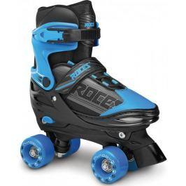 Roces Quaddy Boy Black/Astro Blue 26-29 Dětské in-line brusle