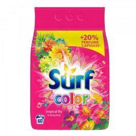 Surf Color prášek Tropical Lily & Ylang Ylang 4,2 kg (60 praní) Prášky