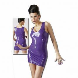Latexové Minišaty (XXL) Šaty