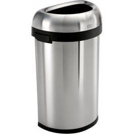 Simplehuman Odpadkový koš půlkulatý 60 l - rozbaleno Odpadkové koše