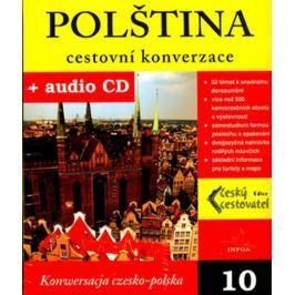 kolektiv autorů: Polština - cestovní konverzace + CD Slovníky, učebnice