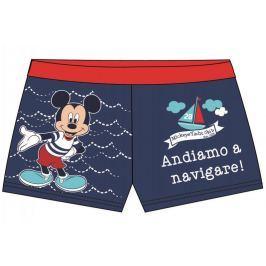 Disney by Arnetta chlapecké plavky Mickey Mouse 80 modrá Produkty