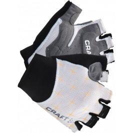 Craft Glow Bílá M Krátké rukavice