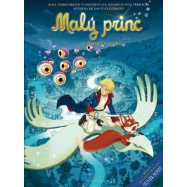 de Saint-Exupéry Antoine: Malý princ a Planeta globů
