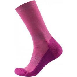 Devold Multi Medium Woman Sock Cerise 35-37