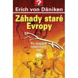 Däniken Erich von: Záhady staré Evropy